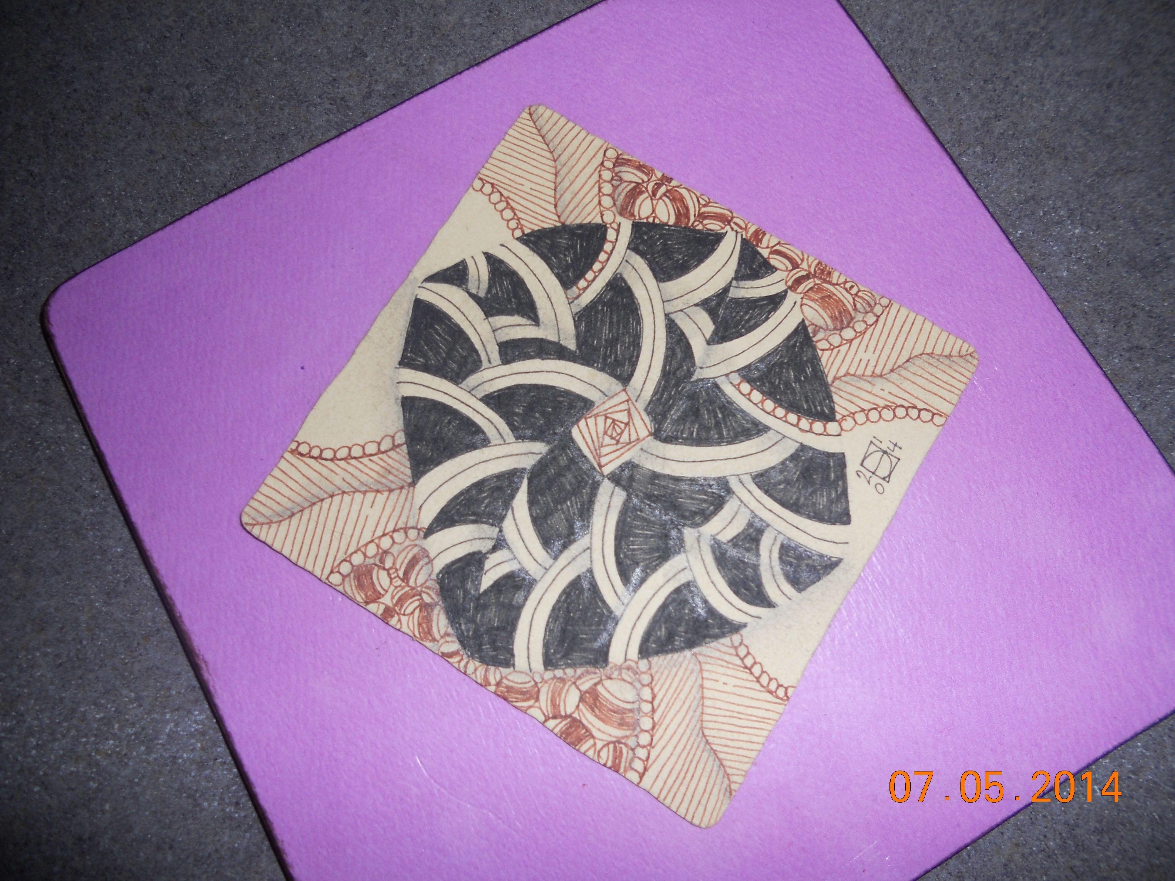 Pin On Zentangle Zendalas Zenspiration