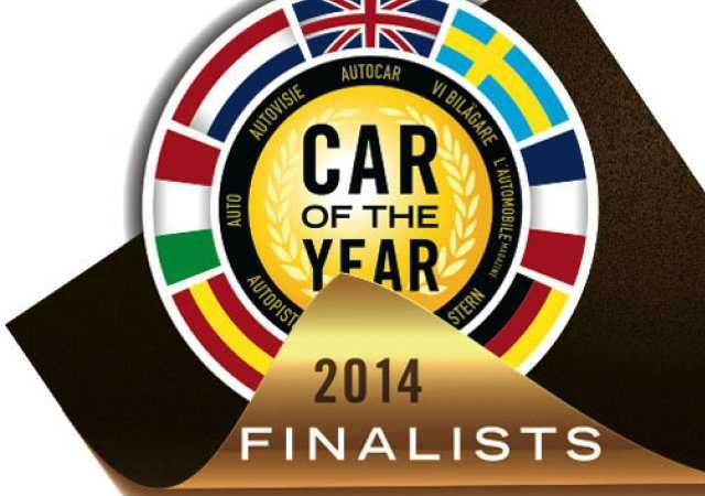 Mesdames et Messieurs, Your 7 European Car of the Year Finalists For 2014