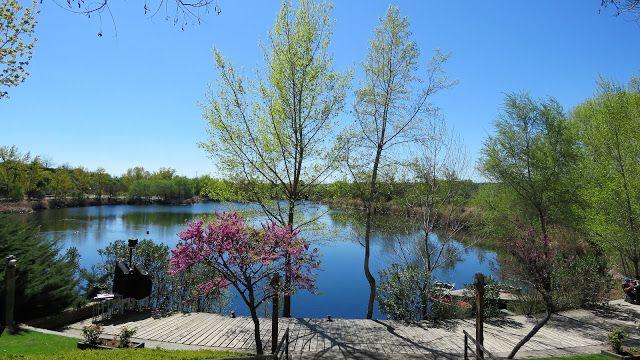 Laguna De Las Madres Arganda Piscinas Naturales Comunidad De Madrid Paisajes