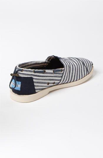 TOMS 'Bimini - Nautical' Boat Shoe (Women) | Nordstrom