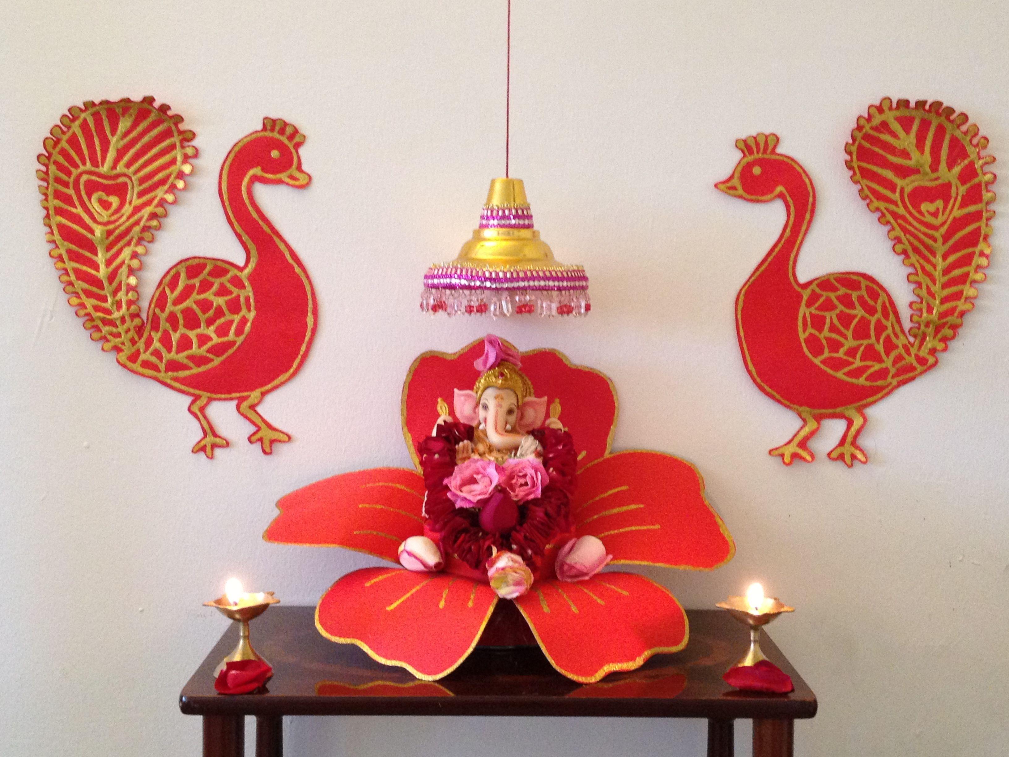 Ganpati 2012 festivals pinterest decoration ganesh and ganesha clay amipublicfo Images