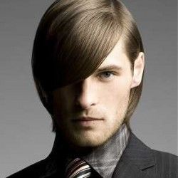 Hairstyle For Long Hair Men 250x250 Sleek Medium Long Bob Haircut 2014 Front Lace Wigs Human Hair Mens Hairstyles Long Hair Styles Men