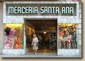 Merceria Santa Ana Avda Portal Del Angel 26 2nd Floor Tel 302 09 48 Tienda De Telas Tiendas Mercerias