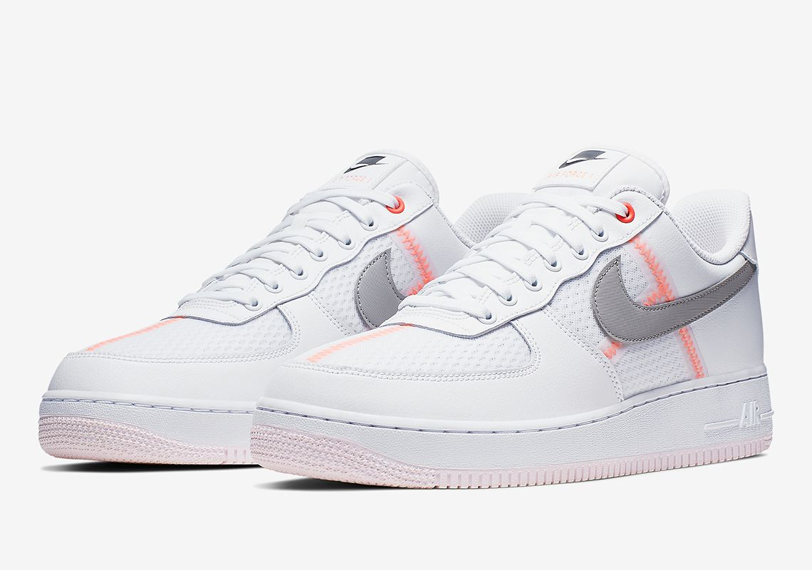 Nike Air Force 1 Low Transparent Pack Release Info | Nike