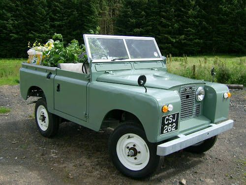 Colour Pastel Green Land Rover Series Land Rover Land Rover Series 3