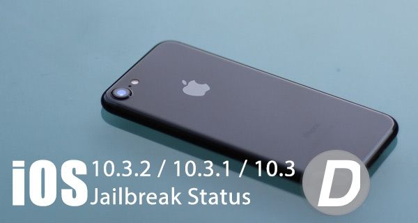 The State Of iOS 10.3.2 Can one jailbreak iOS 10.3.2, 10.3.1, 10.3 or iOS 10.2.1? If not, what is the latest stateof an iOS 10.3.2 / 10.3.1 / 10.3 / 10.2.1