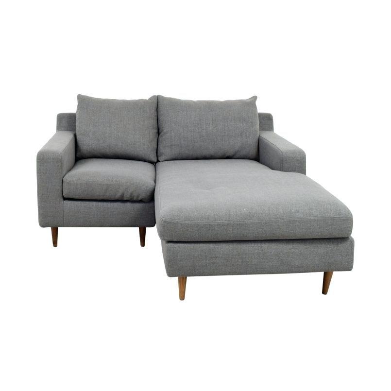Slipcover For Chaise Sofa Grey Sectional Sofa Living Room Grey Sectional Sofa Interior Define
