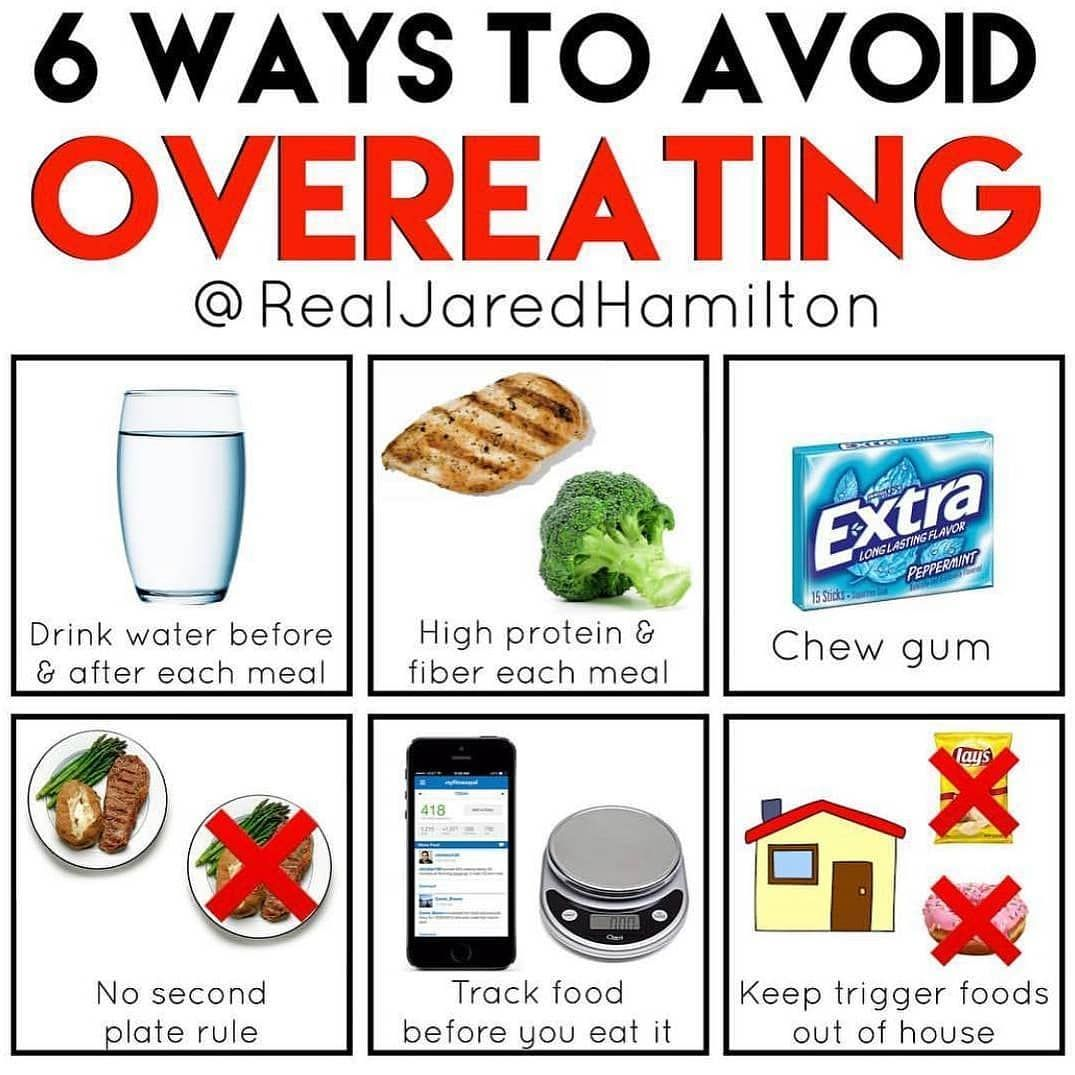 How to stop overeating on weekends