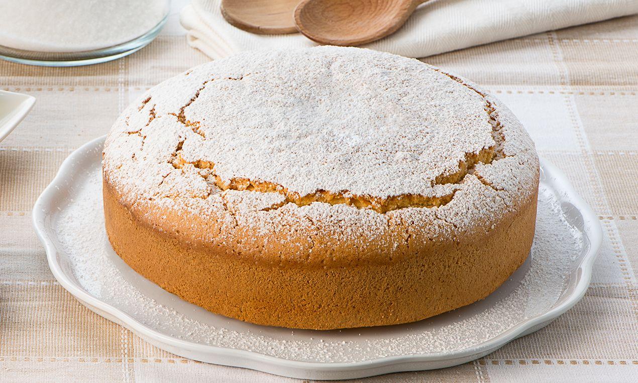 Dolci Da Credenza Torta Paradiso : Torta pane degli angeli ricetta ricette dolci pinterest cake