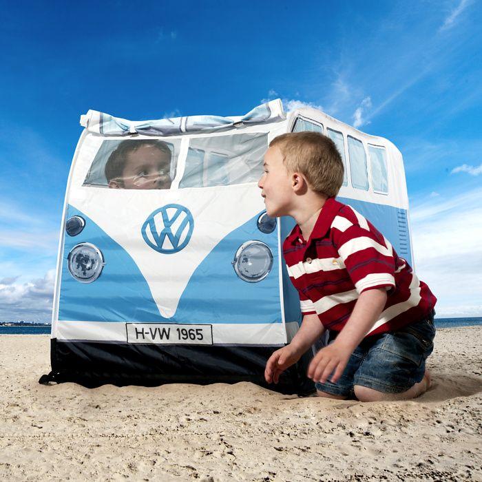 Les enfants aussi ont leur Combi ! & Les enfants aussi ont leur Combi ! | Vw camper vans Tents and Vw