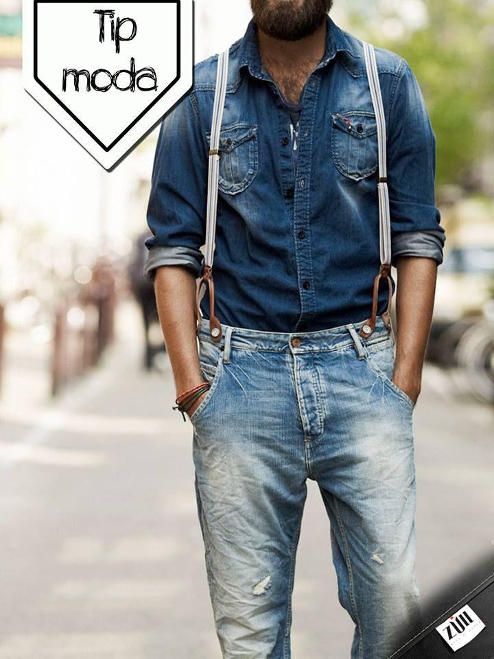 #Tip Si eres de baja estatura, lo ideal es que la camisa siempre vaya dentro del pantalón.