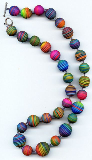 Rainbow Necklace Again | Flickr - Photo Sharing!