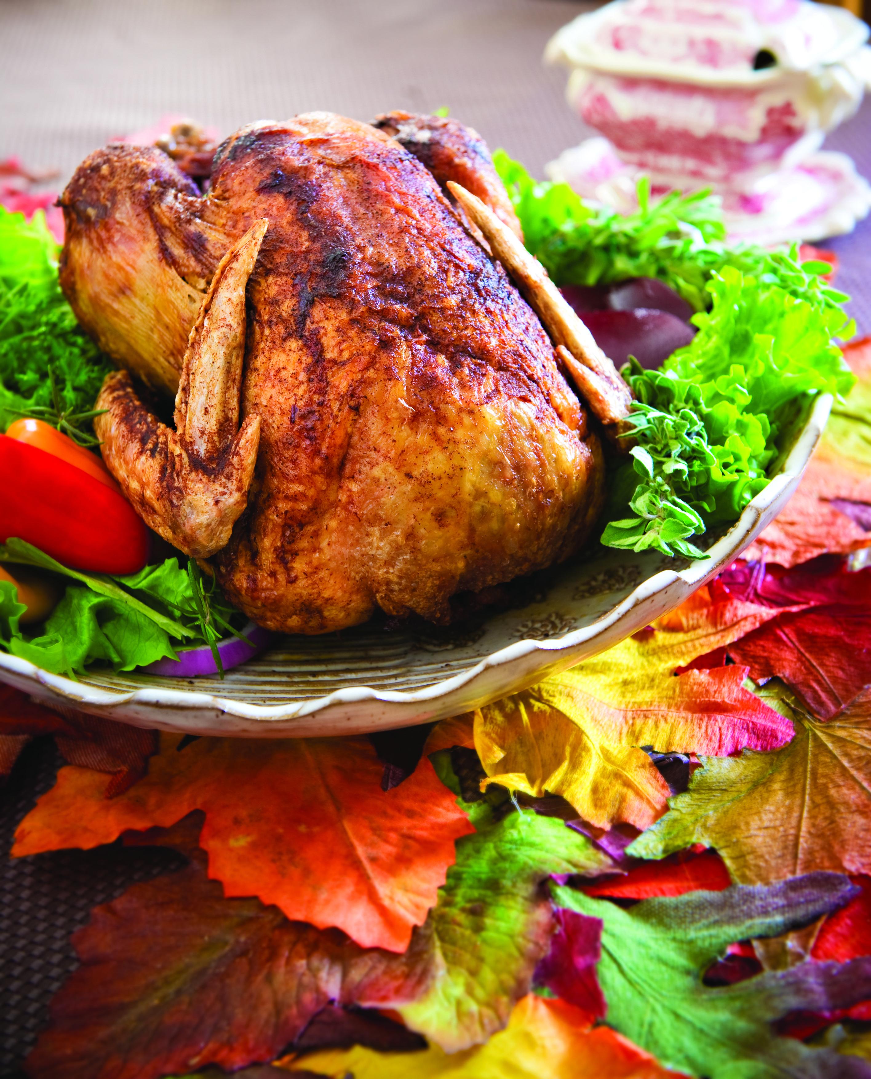 A Thanksgiving favorite with a kick Cajun Deep Fried