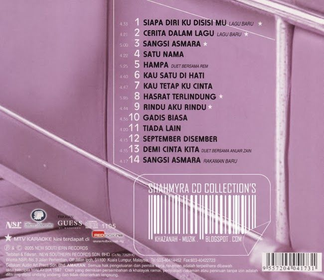 Pin On Cd Cover Album Malay
