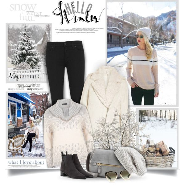 Women After 40 Can Try On Winter Casual Fashion Ideas 2017