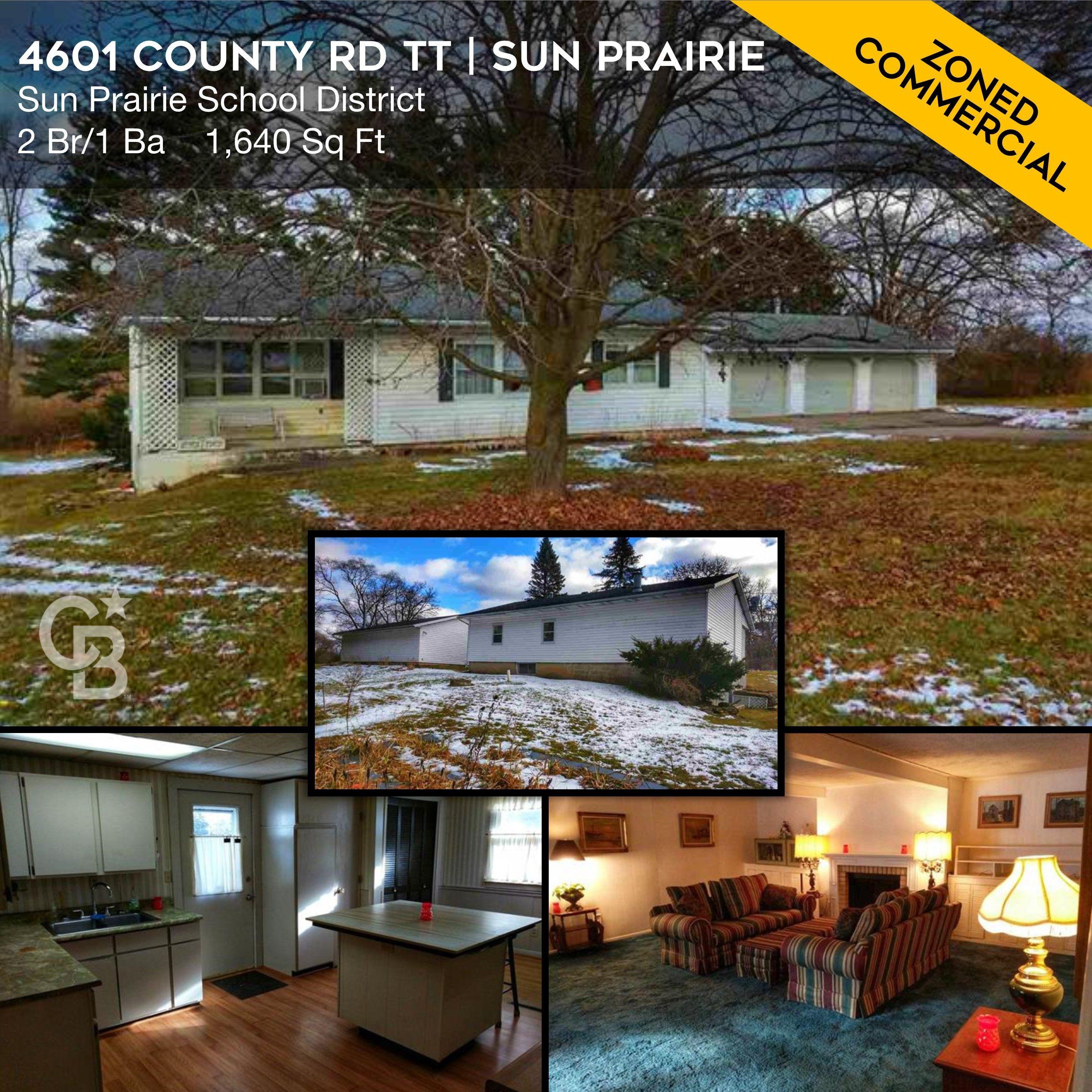 4601 co rd tt sun prairie wi ranch style home ranch
