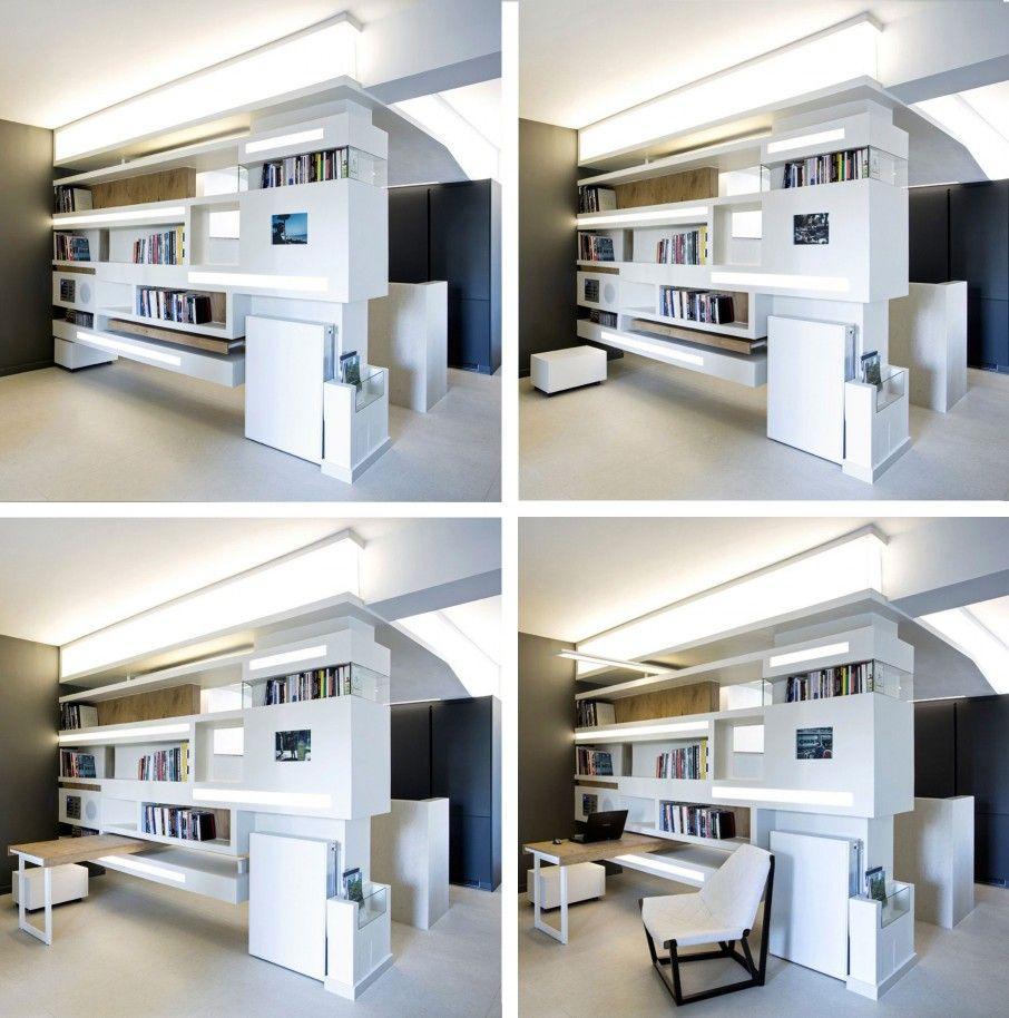 Wonderful Elegant Apartment for Lifestyle: Creative Decoration Of ...