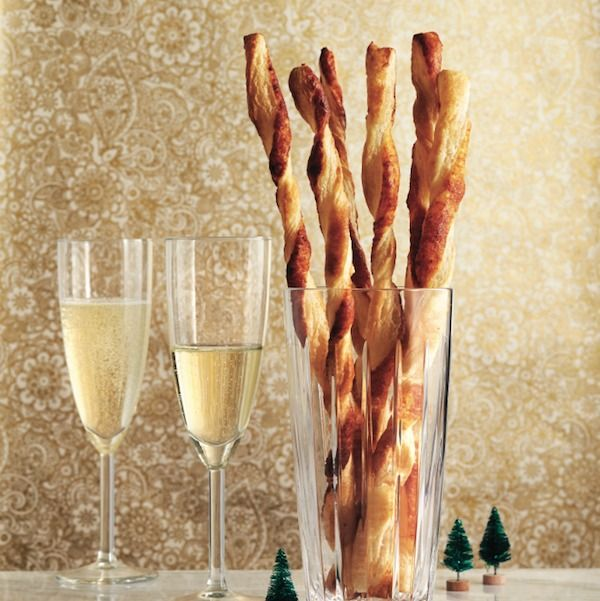 how to make cheese straws with puff pastry