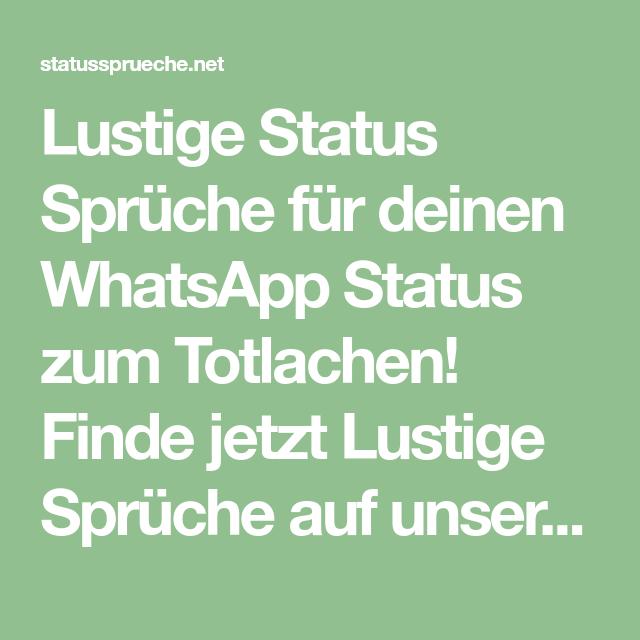 Sprüche whatsapp coole WhatsApp
