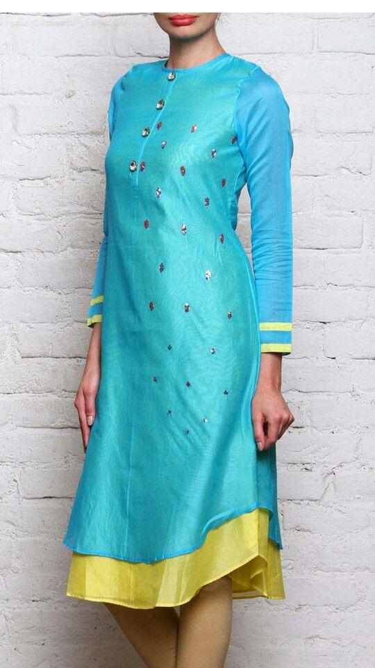 Pin von myTailor.in auf Party Wear Designer Salwar | Pinterest