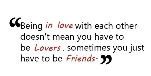 Love Friendship Quotes Mesmerizing Friendship Love And Truth
