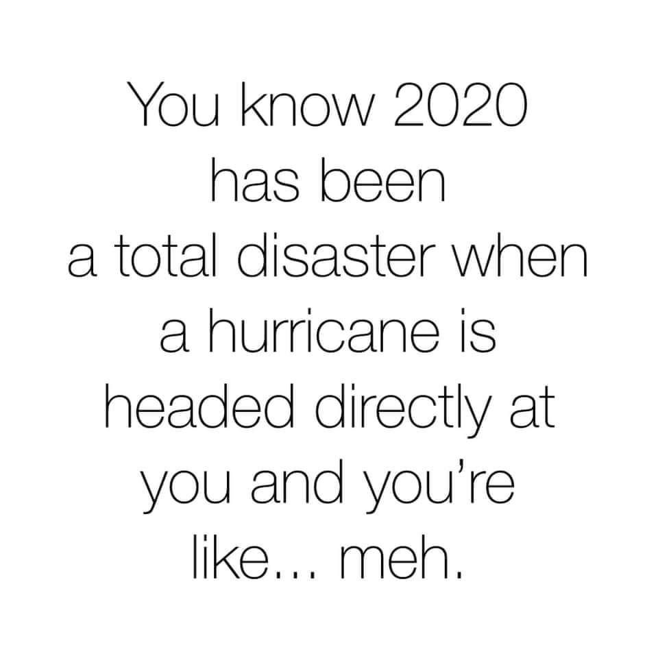 Just A Wittle Itty Bitty Hurricane In 2020 Hurricane Quotes Inspirational Humor Funny Quotes