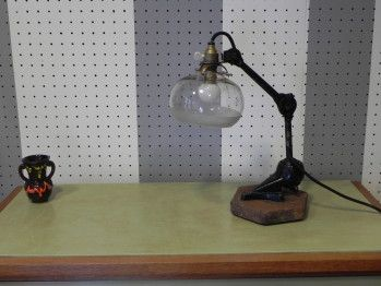 Lampe Industrielle De Machine Outil Cette Lampe A Trois
