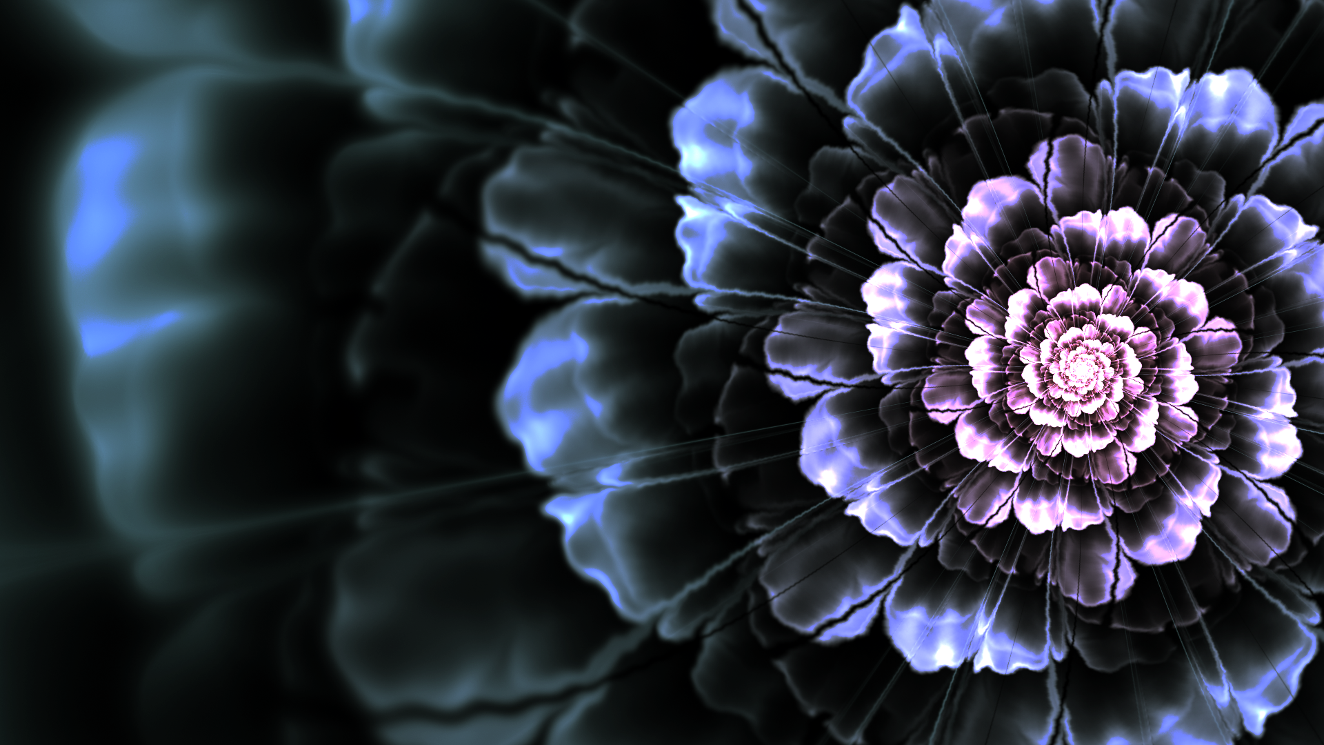 Wp black dahlia by sataniaiantart on deviantart flowers black dahlia this fractal is made with based on a classic flower with a bunch of xaos to create those texture on each leaf izmirmasajfo Gallery