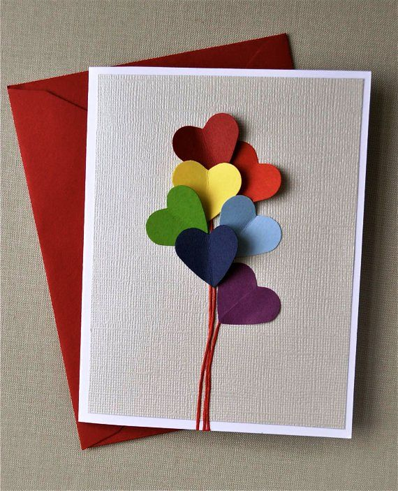 Подарок святого валентина своими руками 483