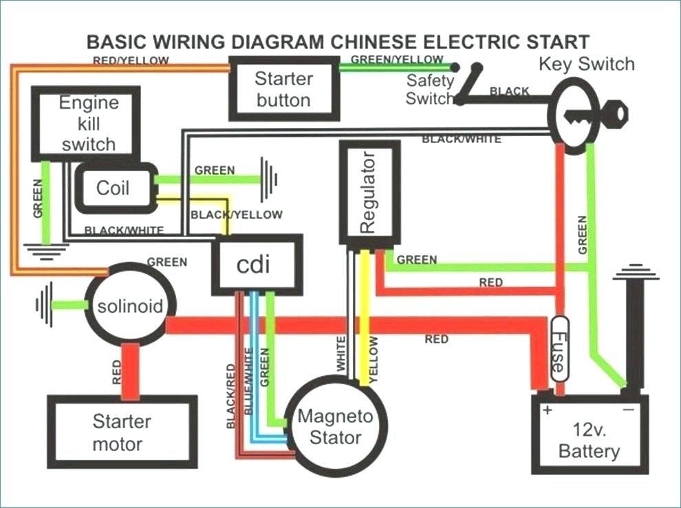 Evo Harley Stator Wiring Diagram