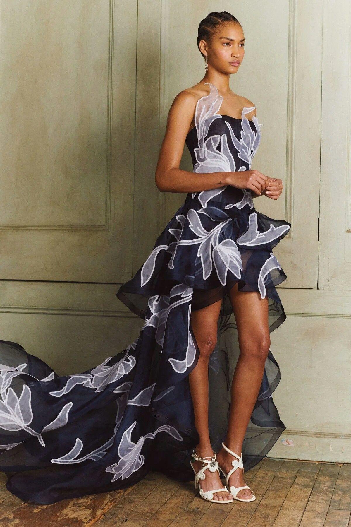Pin by Joanna Carter on OSCAR DE LA RENTA | Fashion ...