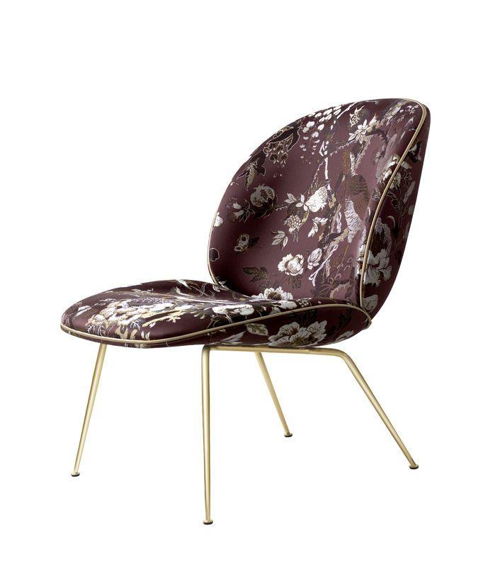 Gubi Beetle Lounge Chair By Gamfratesi Mobilier De Salon Fauteuil Chaise De Jardin