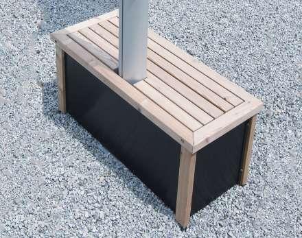 Tolle Sitzgelegenheit F R Die Terrasse Die Verkleidung