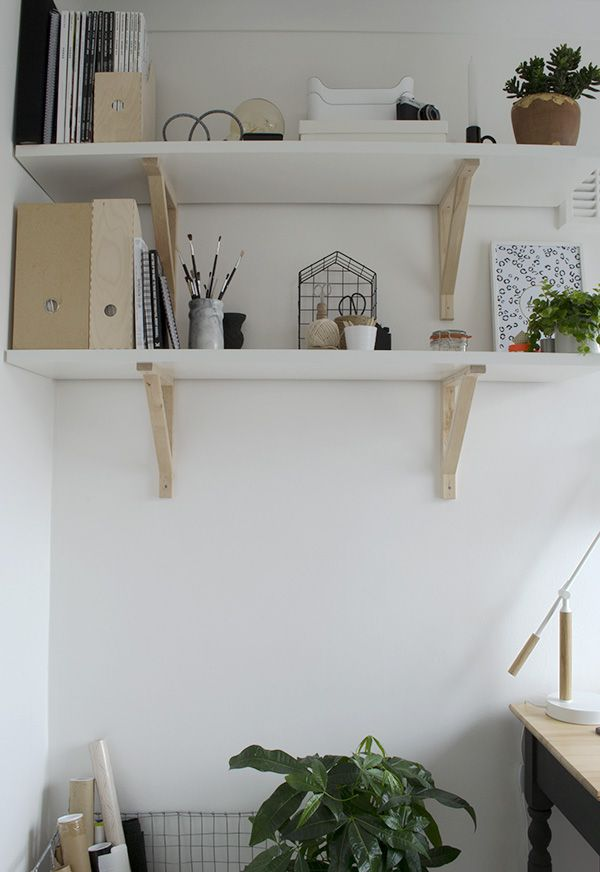 my minimal workspace reveal the befores afters rh pinterest com