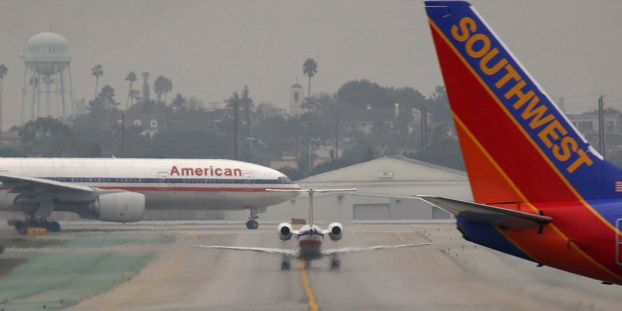 Southwest and American Airlines announce 1,000 bonuses