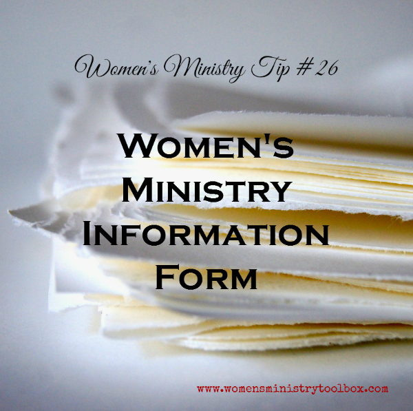 Ministry Letters
