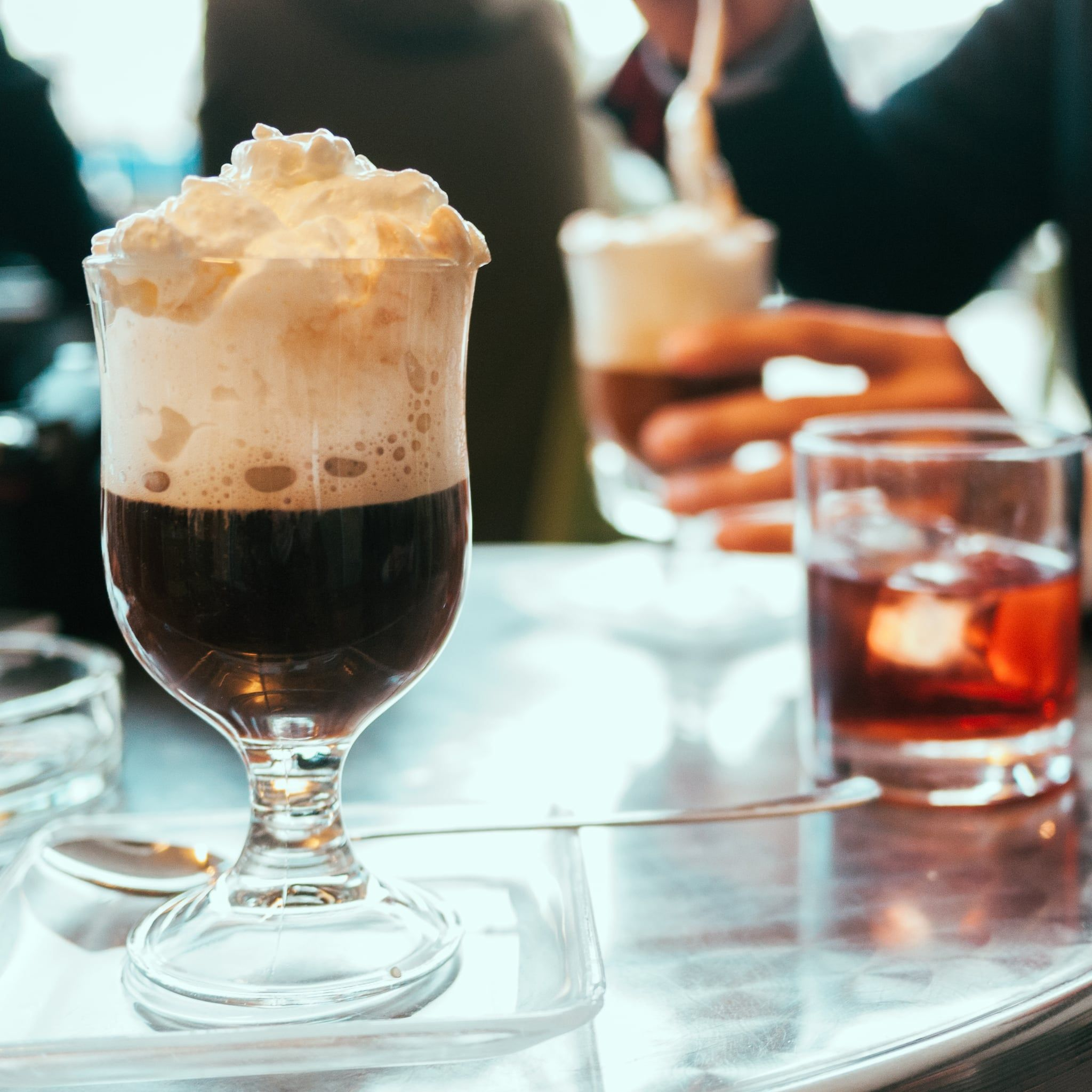 This Is How You Make Irish Coffee the Buena Vista Cafe Way ...