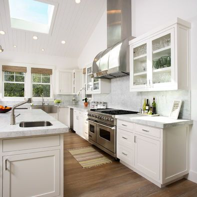 San francisco home high ceilings design pictures remodel for High ceiling kitchen ideas