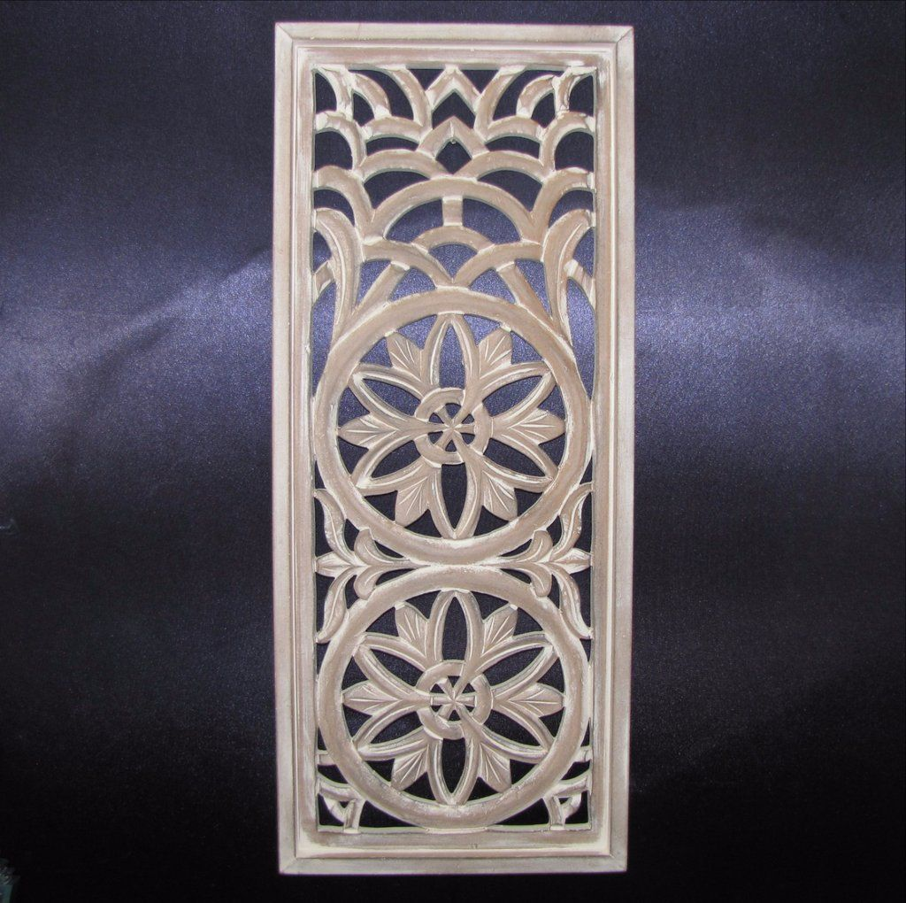 Carved wood wall art panelida elimet pinterest carved wood