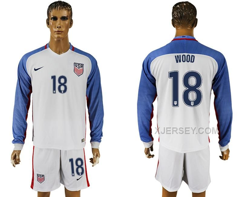 http://www.xjersey.com/usa-18-wood-home-2016-copa-america-centenario-soccer-jersey.html Only$35.00 USA 18 WOOD HOME #2016 COPA AMERICA CENTENARIO SOCCER JERSEY #Free #Shipping!