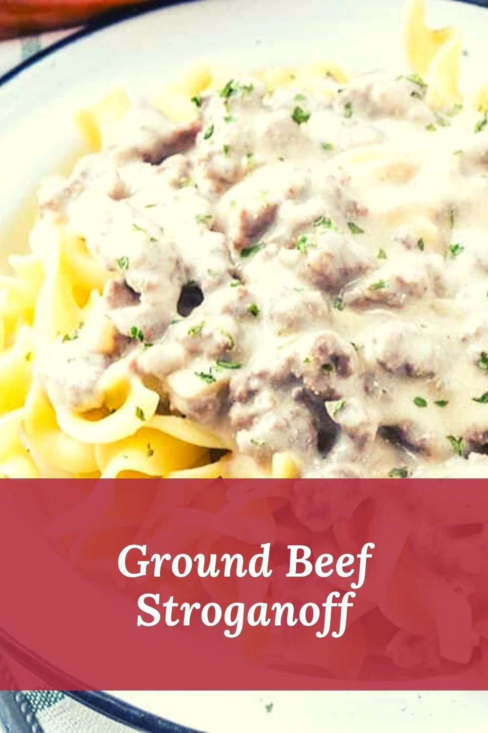 Ground Beef Stroganoff In 2020 Mexican Food Recipes Beef Beef Recipes Leftover Ground Beef Recipe