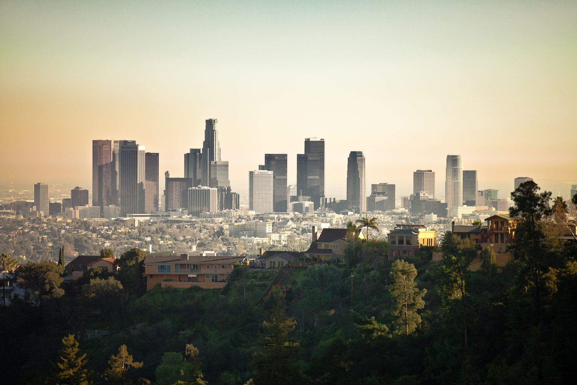 Los Angeles Wallpapers Group