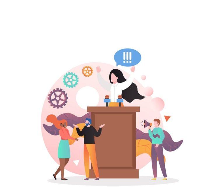 Contoh Soal Pidato Pilihan Ganda Dan Kunci Jawaban Bahasa Indonesia 22 Desember Teman
