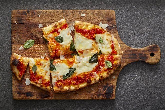 Cuisson Pizza Maison Four Electrique  BlahaUs