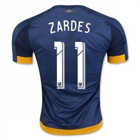 Los Angeles Galaxy 16-17 #ZARDES 11 Udebanesæt Kort ærmer