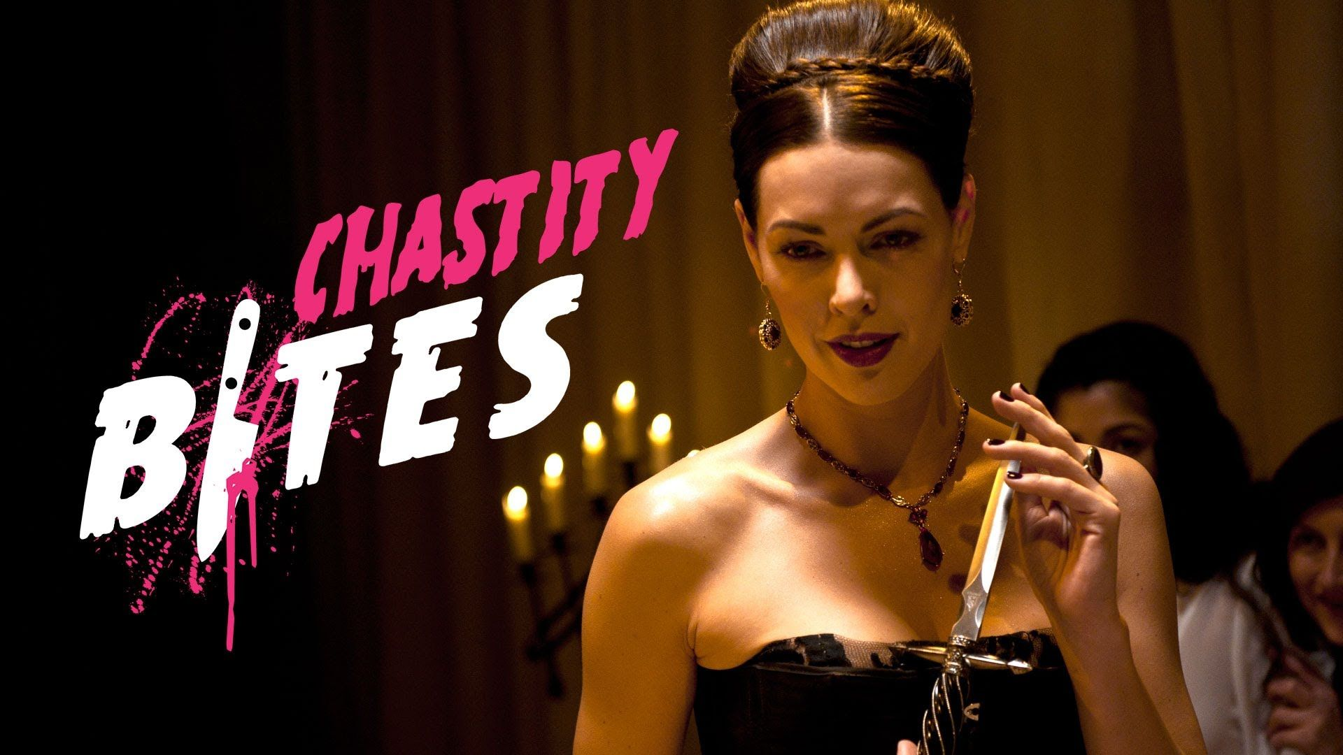 Chastity Bites Official Trailer My Mom S Cousin Directed This Movie Elizabeth Bathory Countess Elizabeth Bathory Best Films To Watch