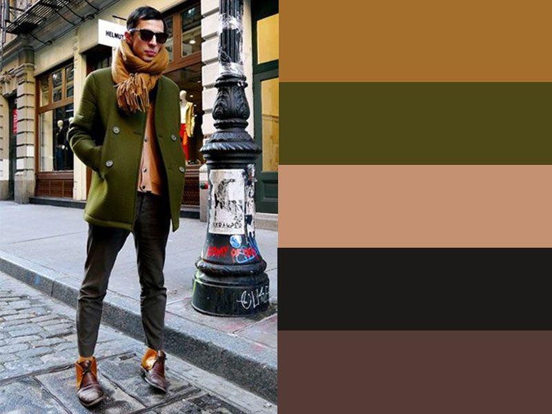 Farben zu kombinieren ist nicht immer einfach. In diesem
