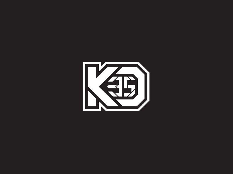 Kevin Durant Logo Kevin Durant Logos Logo Design