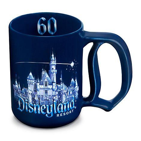 Disneyland Diamond Celebration Mug