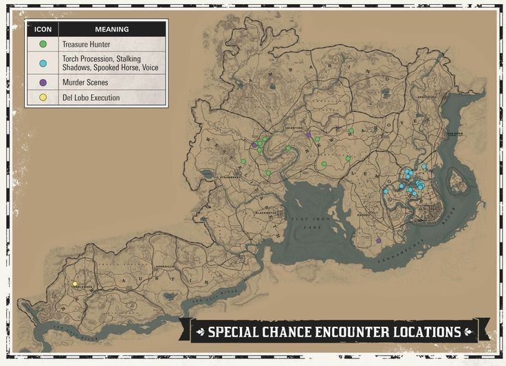 10+ Red dead redemption 2 legendary animals map ideas in 2021